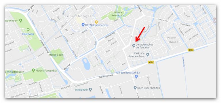 Jenaplan, Jenaplanschool, De Tandem, Hoorn